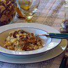 Pilz Risotto ohne Käse