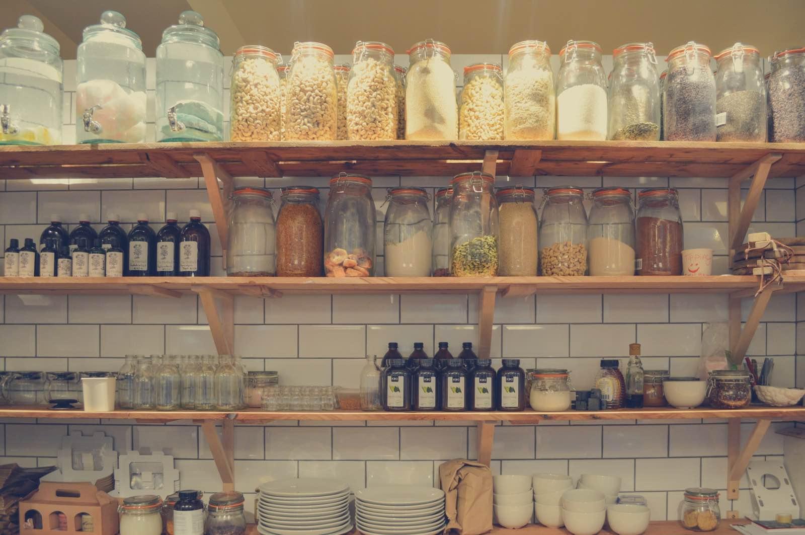 Ideen, wie du dein Obst und Gemüse zu Hause lagern kannst