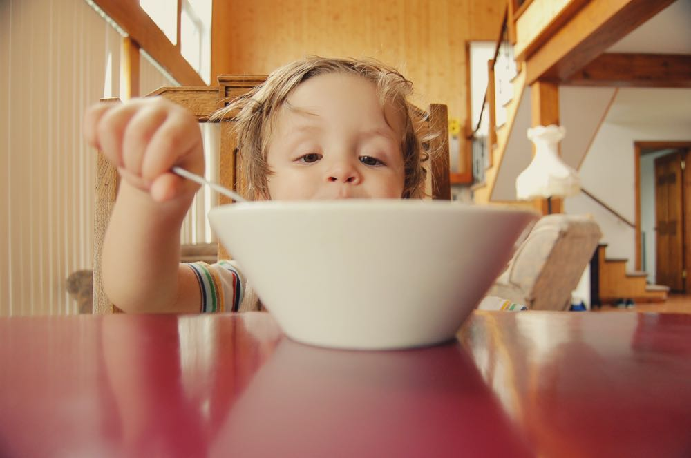 Kinder Ernährung in der Schule